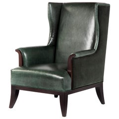 Modern Classic Wing Chair