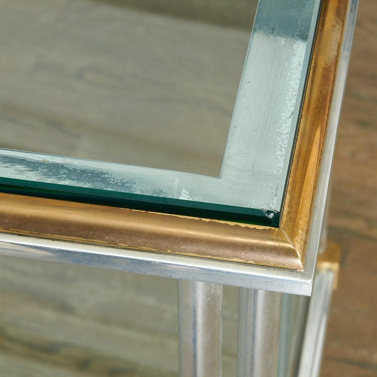 American Modern Console Table by John Vesey For Sale