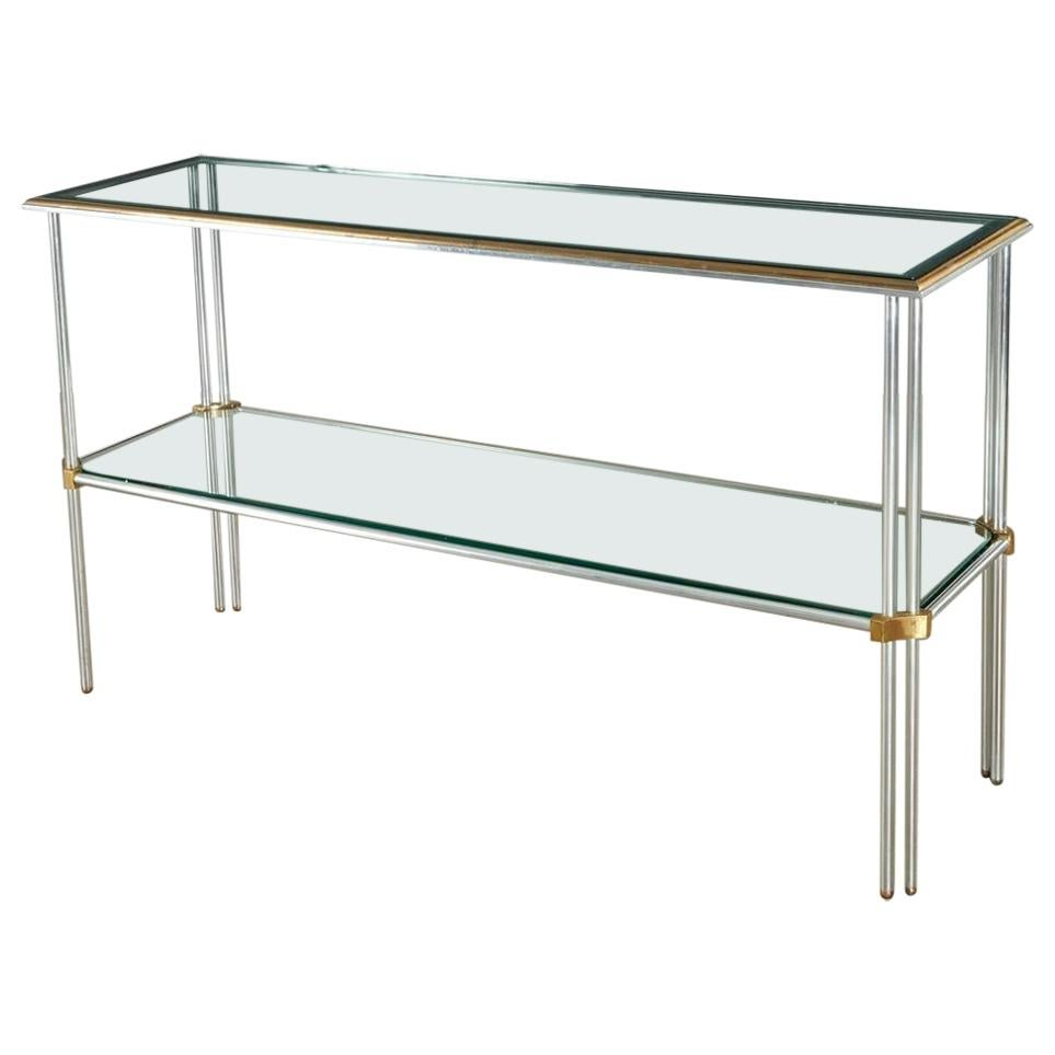 Modern Console Table by John Vesey