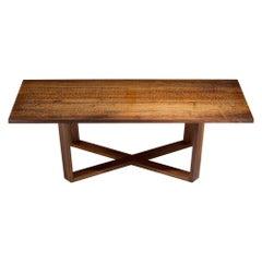 Modern Contemporary Nail Inlay Coffee Table No. 27 by Peter Sandback