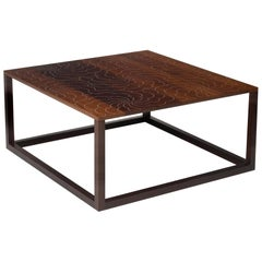 Modern Contemporary Nail Inlay Coffee Table No. 47 by Peter Sandback