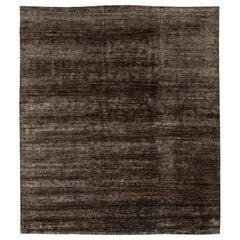 Modern Custom Hemp Brown Carpet