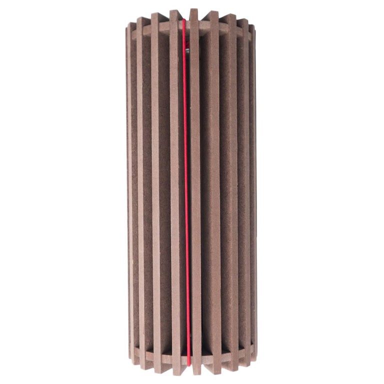 Modern Cylindrical Container RANDOme Terra For Sale