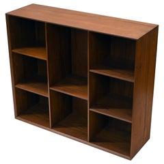Modern Danish Bookcase by Peter Hvidt and Orla Mølgaard-Nielsen