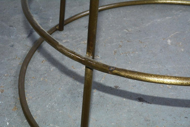 Modern Deco Style Bar or Pub Table For Sale 3