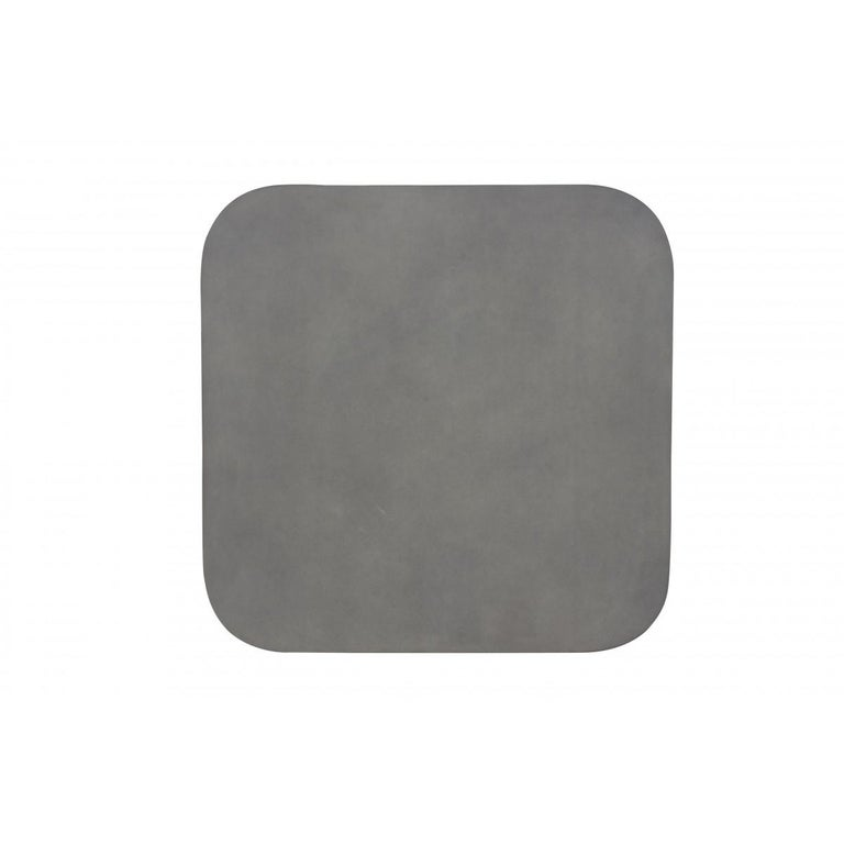 French Modern Design Concrete Coffee Table For Sale