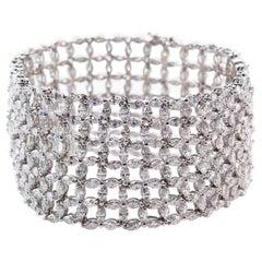 Modern Diamond Bracelet