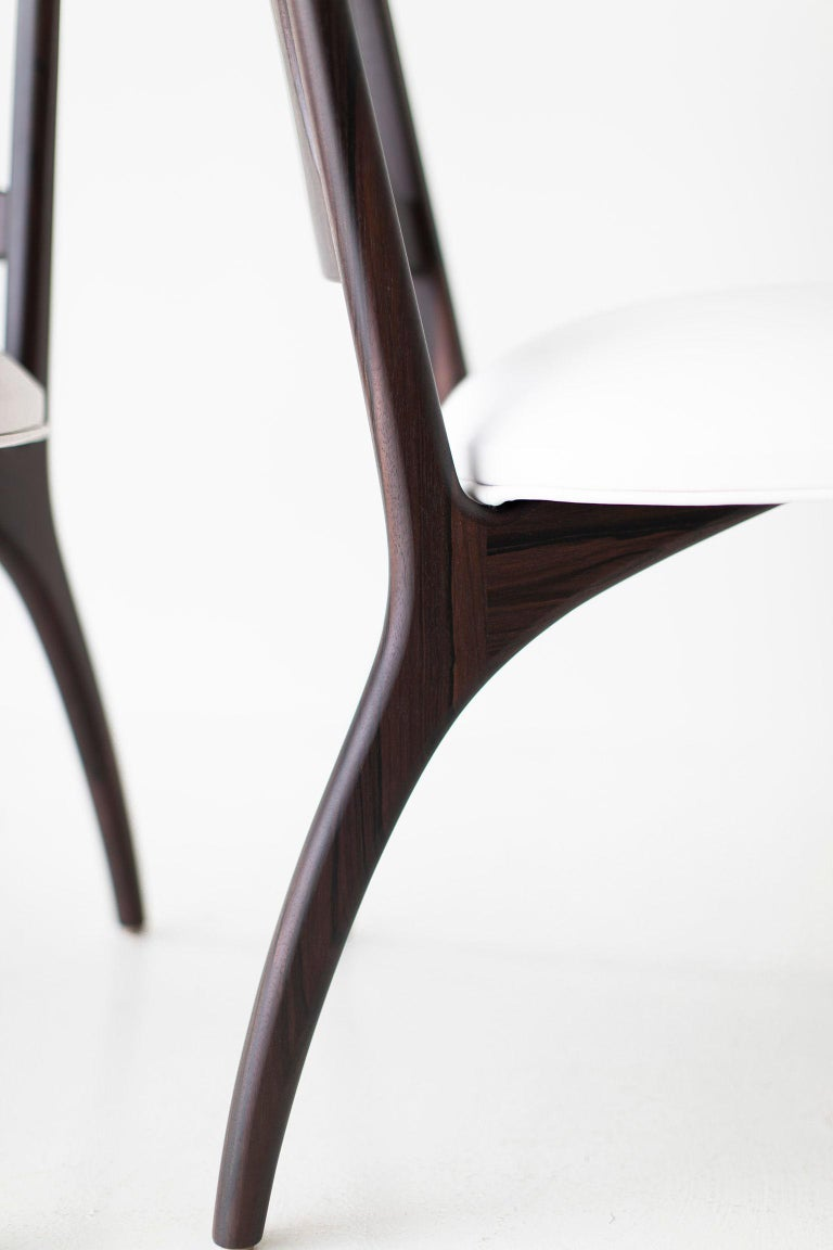American Modern Dining Chairs, 1901 for Craft Associates Furniture For Sale