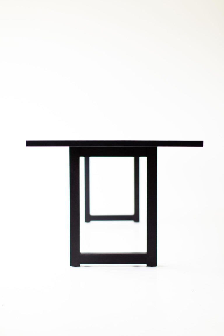 Contemporary Modern Dining Set For Sale