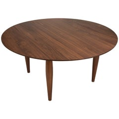 Modern Dining Table in Walnut, by Studio DiPaolo