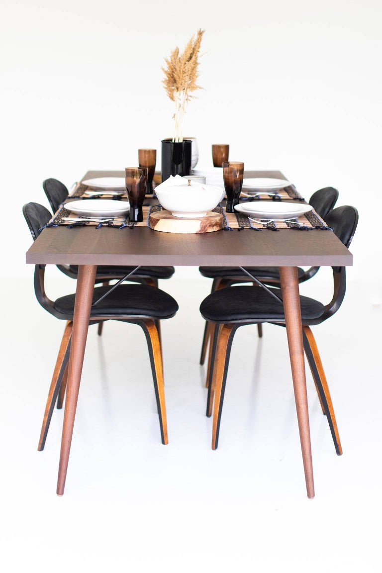 Contemporary Modern Dining Table,