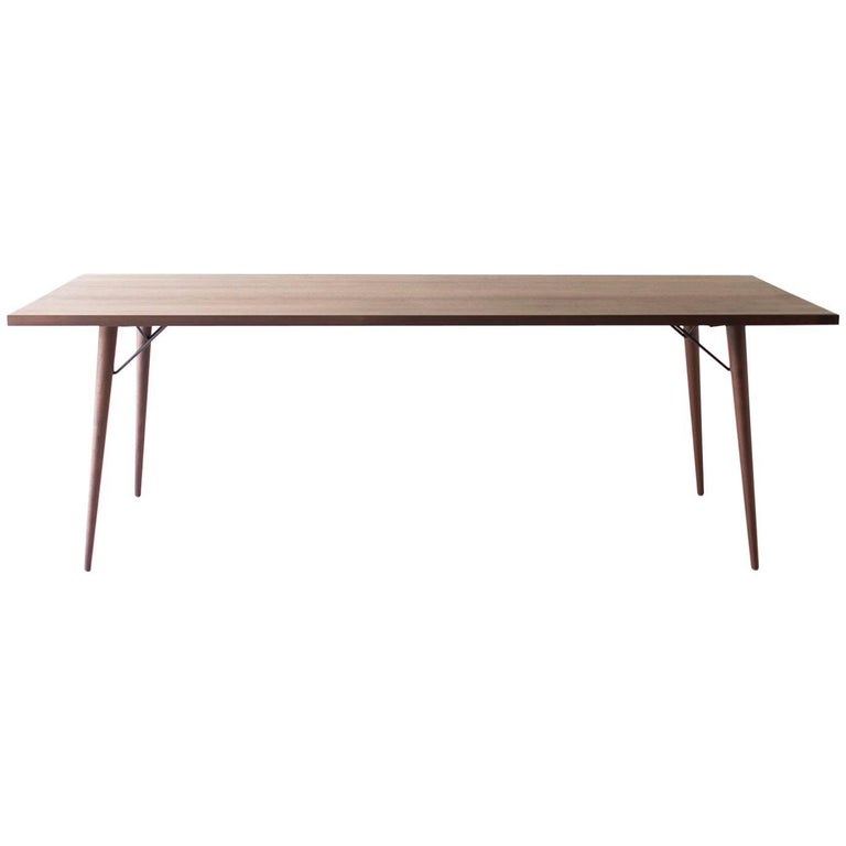 "Modern Dining Table, ""The New York Table"" For Sale"