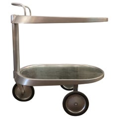 Modern Emsta Bar Cart Alessi