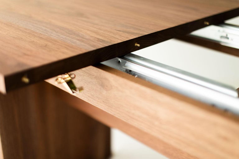 Modern Extendable Dining Table For Sale 4