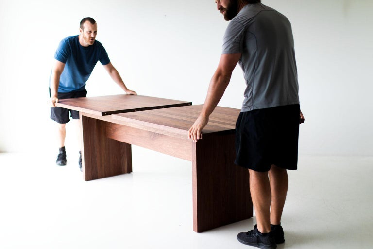 Modern Extendable Dining Table For Sale 1