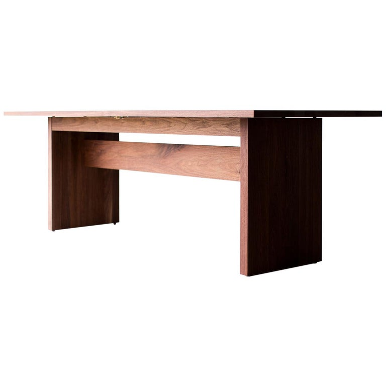 Modern Extendable Dining Table For Sale