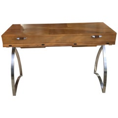 Modern Flip Top Desk