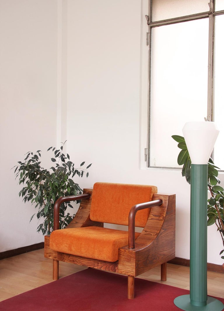 Contemporary Modern Floor Lamp from