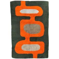 Modern French Cogolin Art Deco Rug