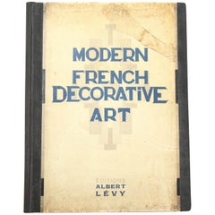 Modern French Decorative Art by Leon Deshairs