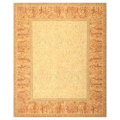 Modern French Design Chinese Savonnerie Rug