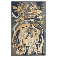 Modern French Tapestry Attribute to Hervé Lelong