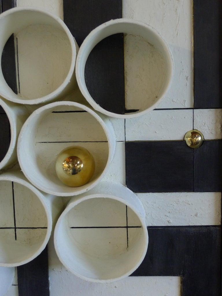 Modern Frieze Three-Dimensional Wall Art by Paul Marra For Sale 1