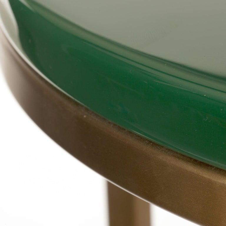 Dutch Modern Glossy Coffee Table, Pols Potten Studio For Sale