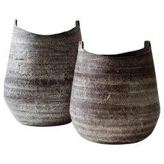 """Modern Greek Vase """"Sculpture Vessels"""" Large"""