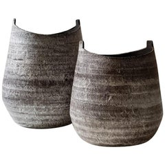 "Modern Greek Vase ""Sculpture Vessels"" Small"