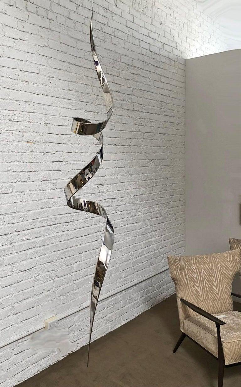 American Modern Kinetic Sculpture by Elijah David Herschler For Sale