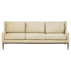 Modern Long Sofa by Paul McCobb