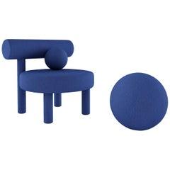 Modern Low Chair / Armchair Gropius CS1 by Noom