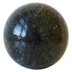 Modern Marble Sphere