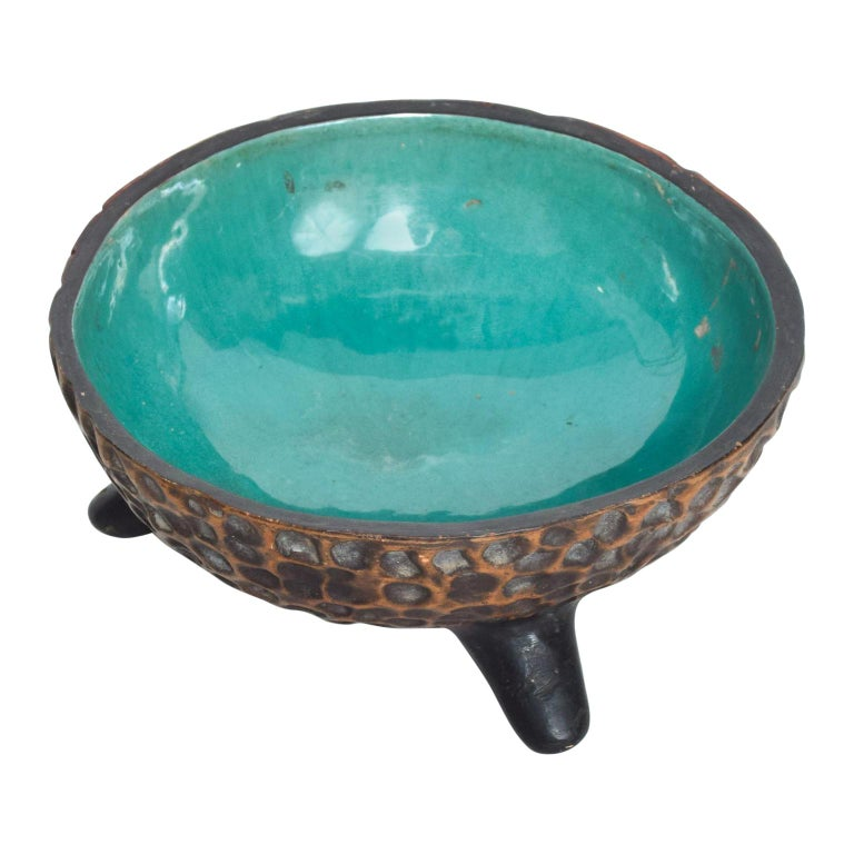 Decorative bowl, 1970s, offered by Ambianic