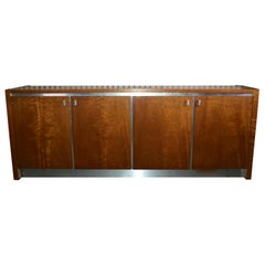 Modern Midcentury Credenza by Founders