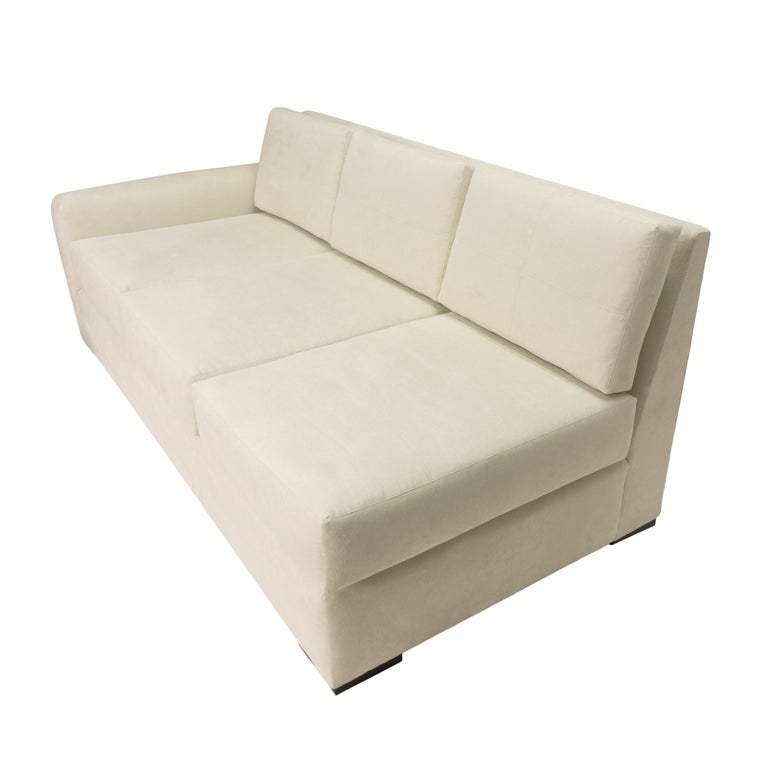 Modern Minimalistic Sectional Sofa For Sale 4