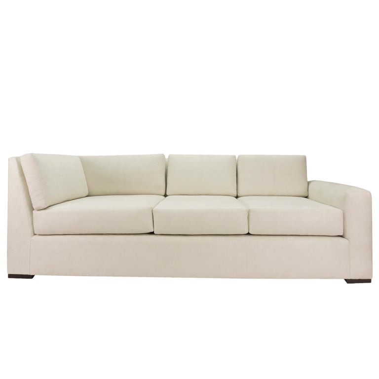 Modern Minimalistic Sectional Sofa For Sale 7