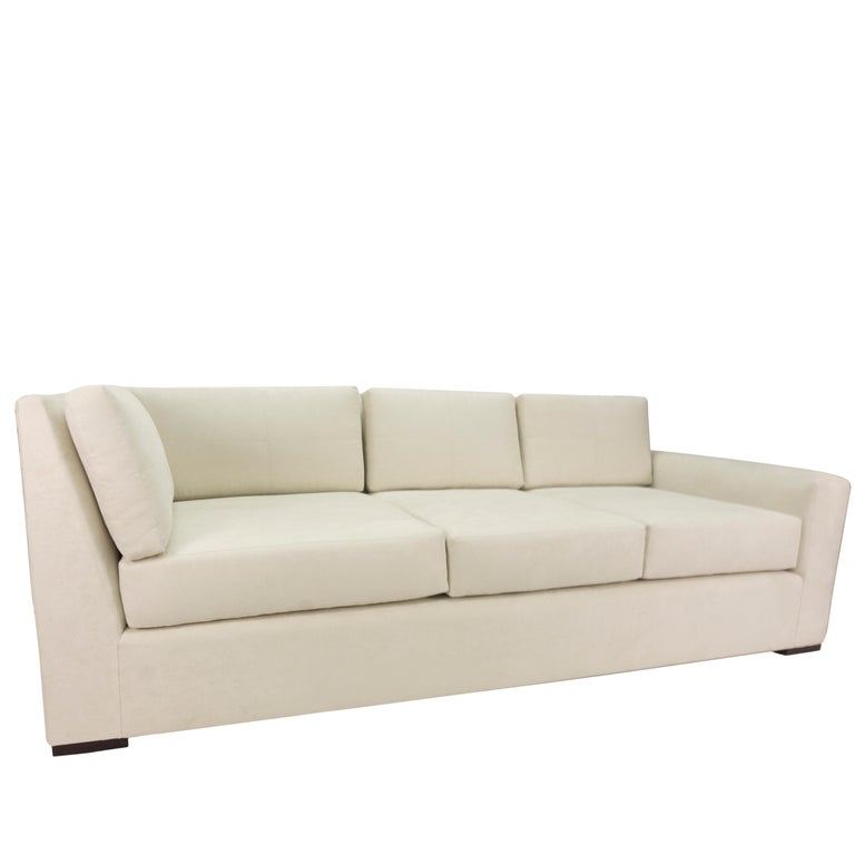 Modern Minimalistic Sectional Sofa For Sale 11