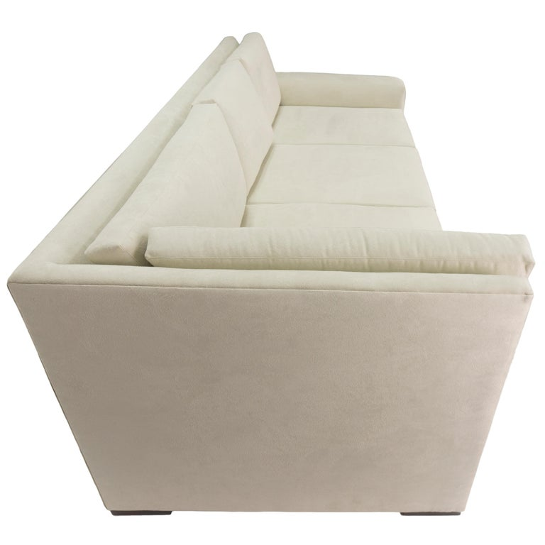 Modern Minimalistic Sectional Sofa For Sale 12