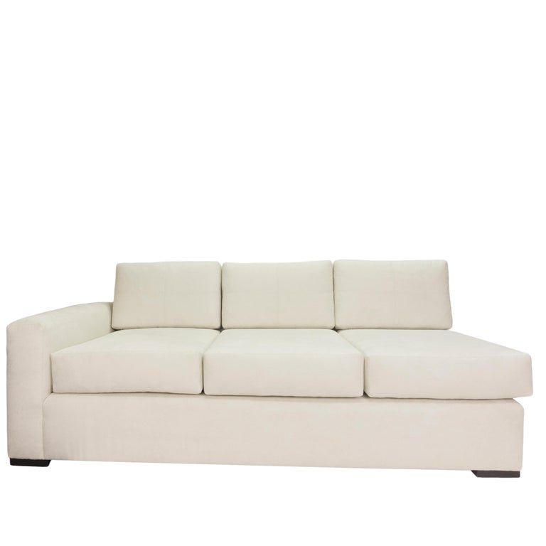 Modern Minimalistic Sectional Sofa For Sale 2