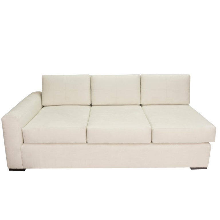 Modern Minimalistic Sectional Sofa For Sale 3