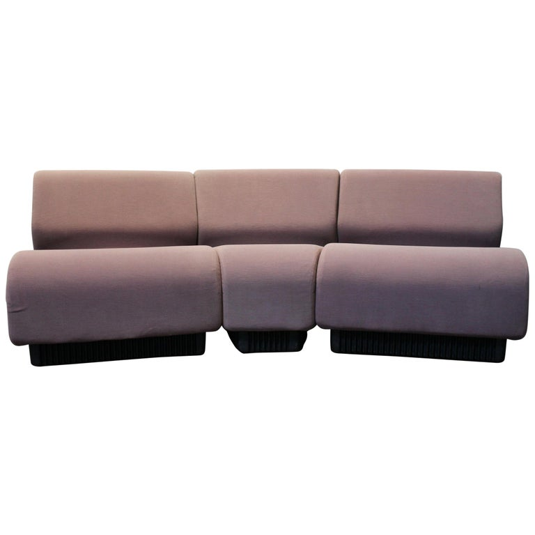 Modern Modular Settee Sofa by Don Chadwick for Herman Miller For ...