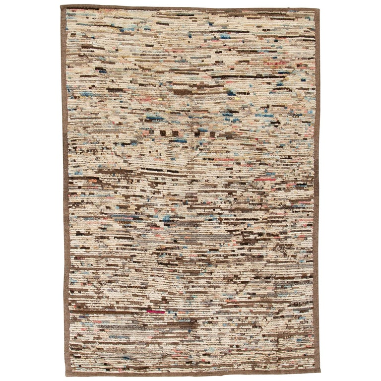 Modern Moroccan Style Rug For Sale At 1stdibs