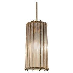 Modern Murano Glass Lantern