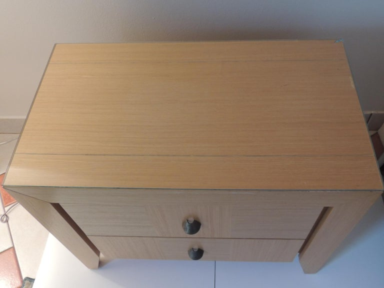 American Modern Nightstand by Dakota Jackson for Lane Furniture For Sale