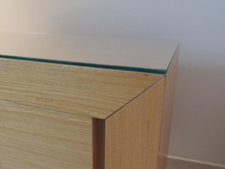 Machine-Made Modern Nightstand by Dakota Jackson for Lane Furniture For Sale