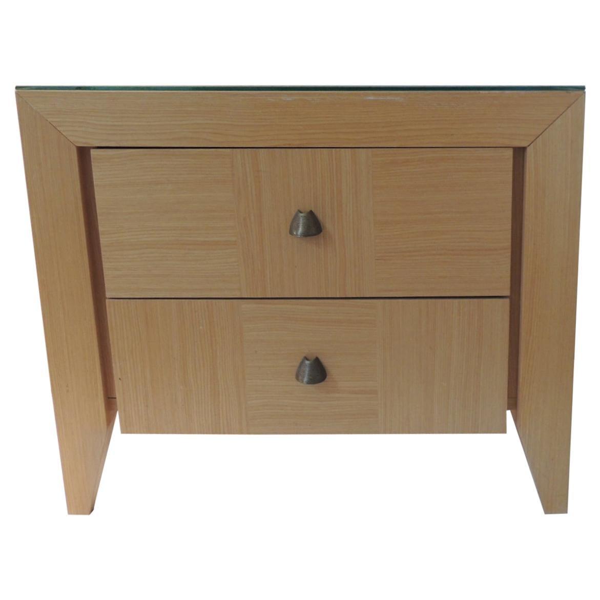 Modern Nightstand by Dakota Jackson for Lane Furniture