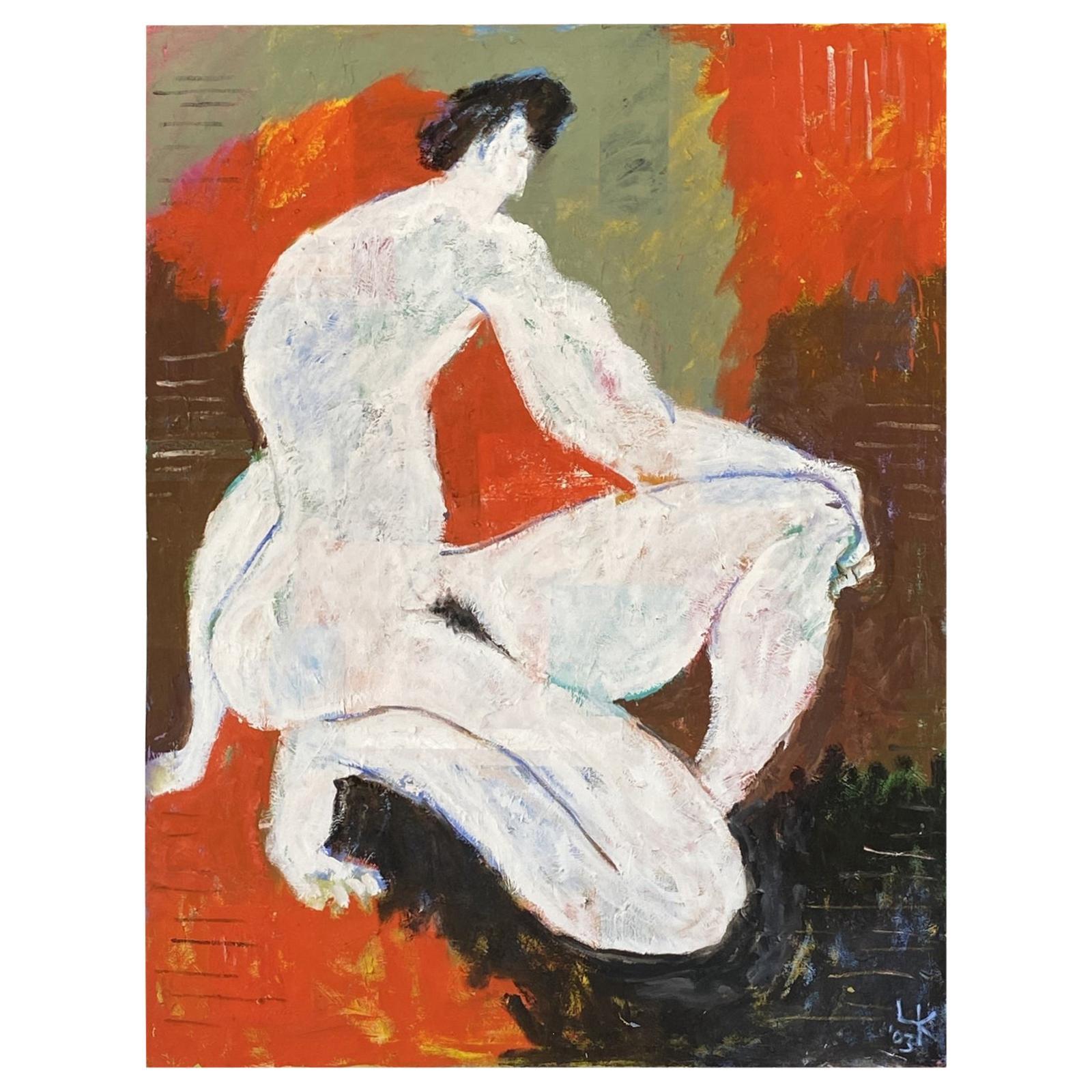 Modern Nude by Kessler