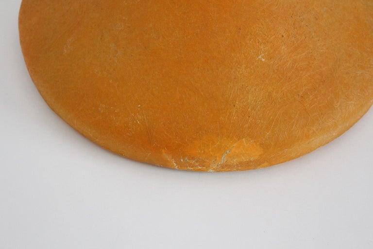 Modern Orange Vintage Guglielmo Berchicci E.T.A. Floor Lamp for Kundalini, Italy For Sale 8